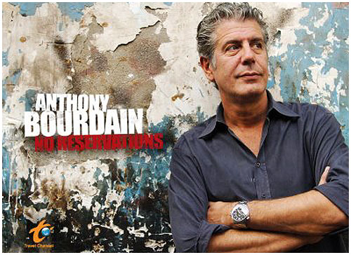 Anthony Bourdain's No Reservation