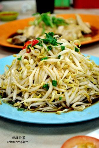 怡保芽菜鸡饭- 去马来西亚旅行吃什么?30 种必尝大马特色美食 (30 Must Eats in Malaysia )
