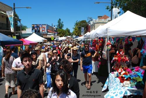 Glebe Street Fair, Sydney