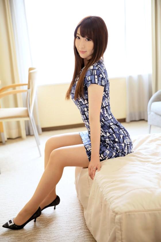 【動画あり】小島奈々 34歳 読者モデル ラグジュTV 059 259LUXU-050 (1)