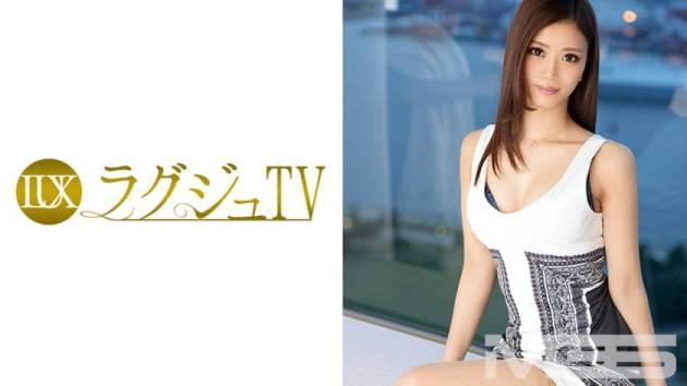 【動画あり】北村遥 25歳 セレブ経営者 ラグジュTV 275 259LUXU-316シロウトTV (19)