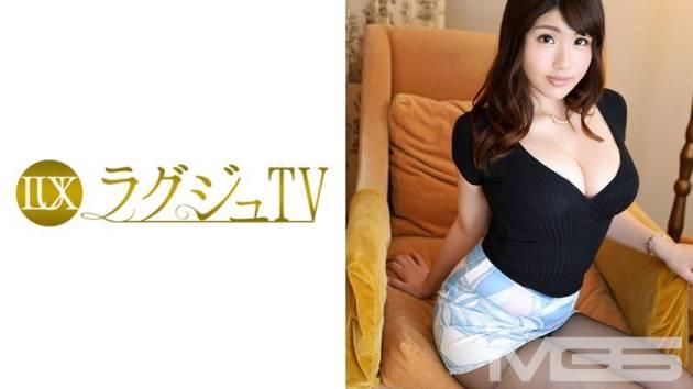 【動画あり】ほのか 27歳 イベントMC ラグジュTV 338 259LUXU-335 シロウトTV (15)