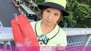 【動画あり】まりな 24歳 バスガイド マジ軟派、初撮。710 in 新宿 ナンパTV 200GANA-1142 シロウトTV (7)