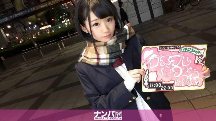 【動画あり】める 20歳 コスプレカフェ店員 コスプレカフェナンパ 18 in 錦糸町 ナンパTV 200GANA-1288 シロウトTV (6)