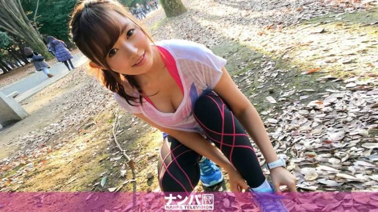 【動画あり】のぞみ 22歳 ネイリスト ジョギングナンパ 07 200GANA-1250 シロウトTV (8)