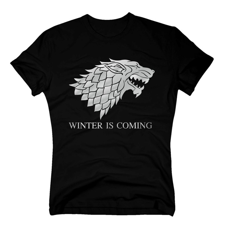 Xxl Grün Game Of Thrones T-shirt Herren - Dire Wolf