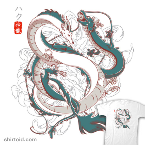 Mythical Creatures In The Fall Wallpaper Japanese Dragons Shirtoid