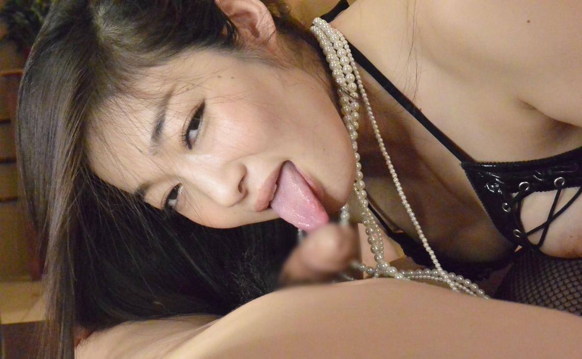 江波りゅうの舌出しフェラ (1)