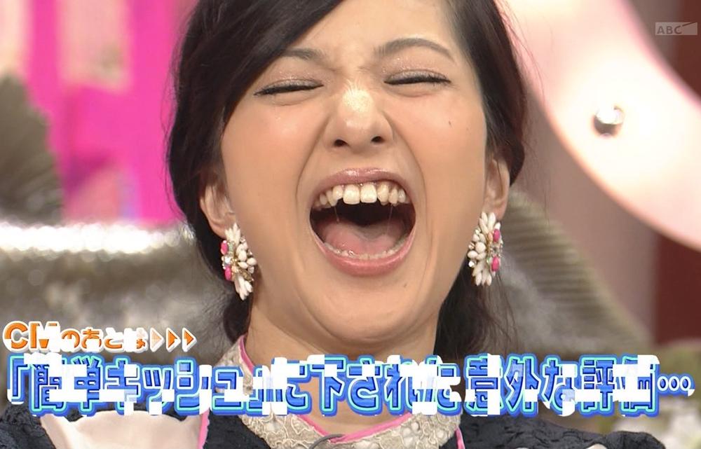浜口順子の唾糸舌見せ (2)