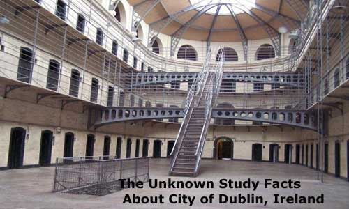 The Unknown Study Facts About City of Dublin, Ireland
