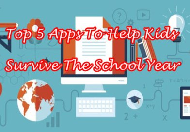 Top 5 Apps To Help Kids Survive The School Year