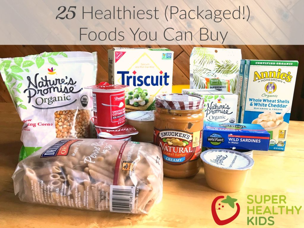 Buy Food 25 Healthiest Packaged Foods You Can Buy Healthy