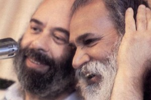 Reb Shlomo and Swami Satchidananda