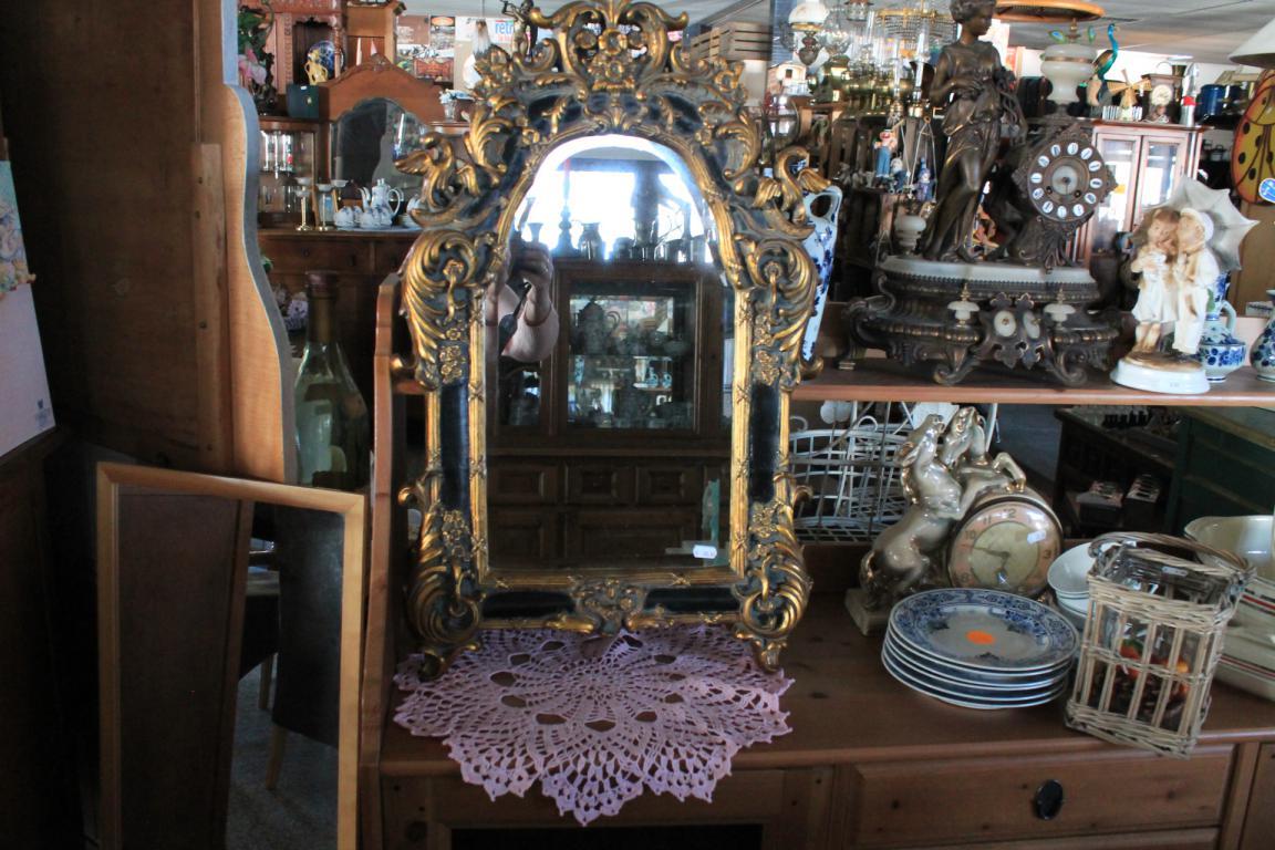 Gouden Barok Spiegel : Spiegel barok grote staande barokspiegel alessio