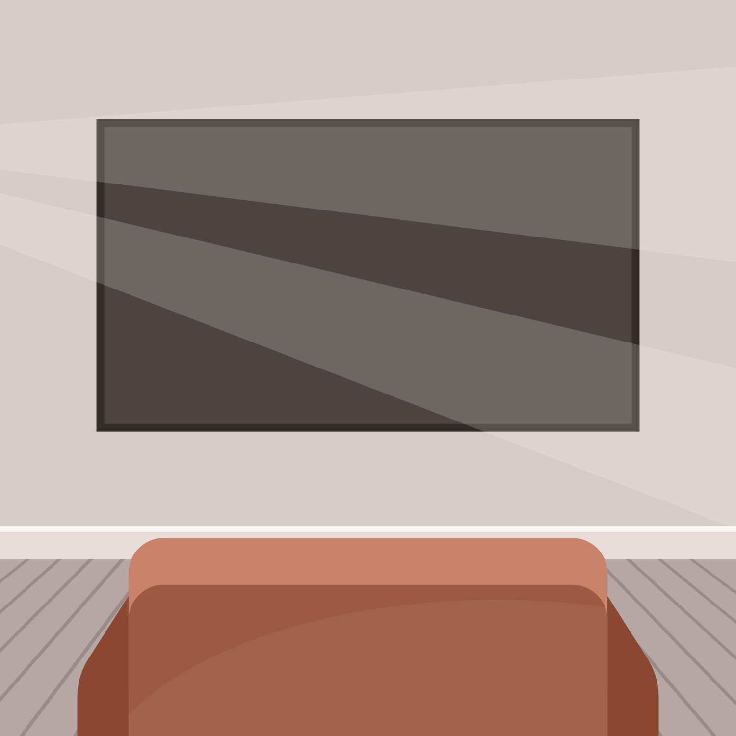 Sofa Vector Free Vector For Free Use Tv In Living Room
