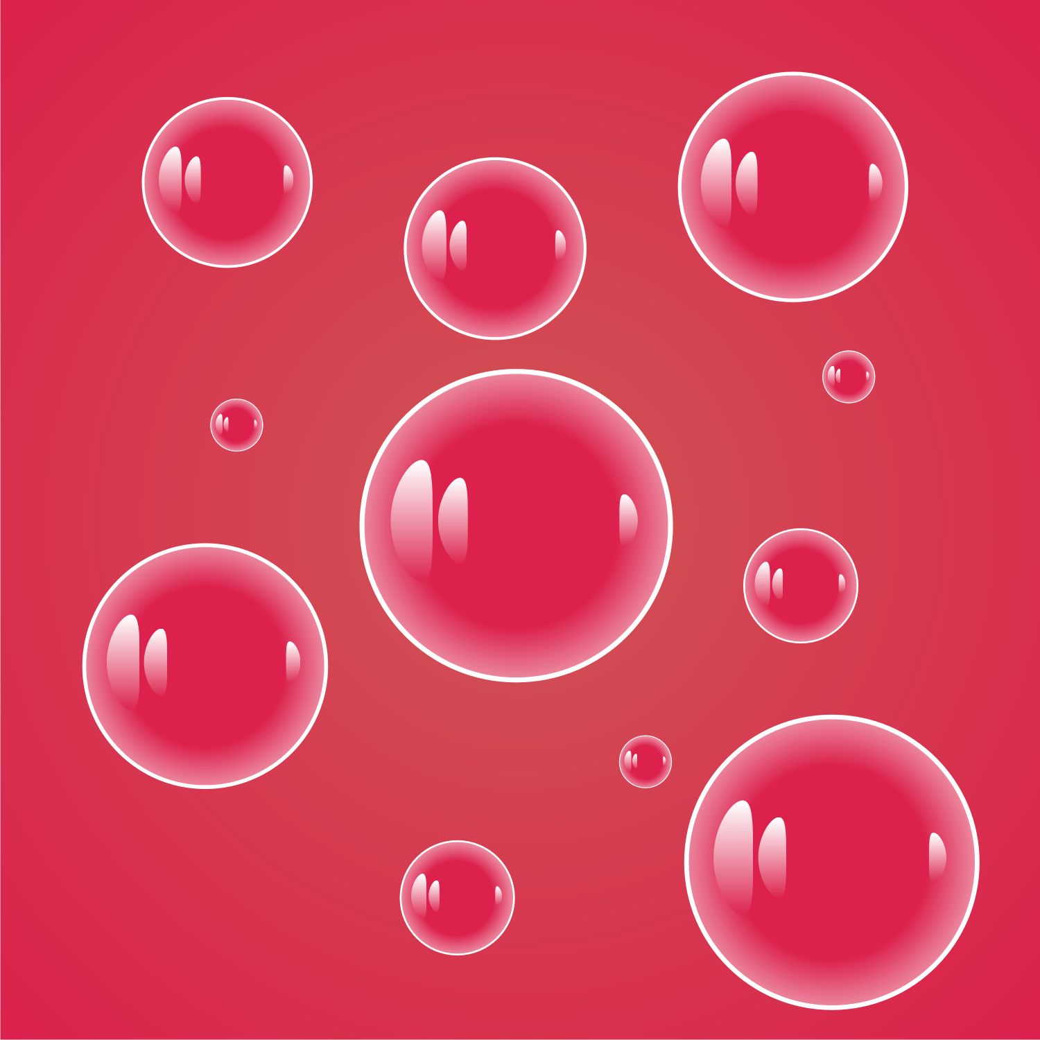 Wallpaper 3d Moving Cars Vector For Free Use Red Bubbles Vector