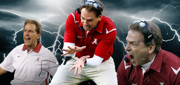 Why Nick Saban Is A Warlock His Players Actually Think They\u0027re