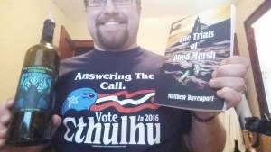 Cthulhu believes in equal liberties for all...as long as liberties means destruction and death.