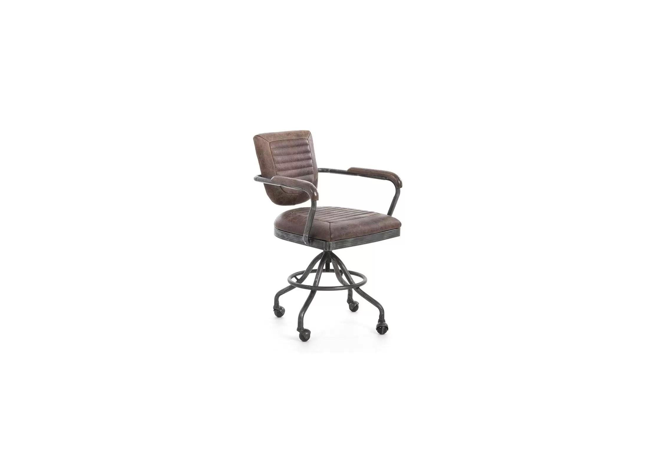 Fauteuils de bureau en cuir belle fauteuil bureau cuir avec