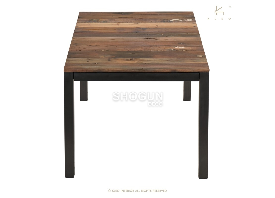 Table Rectangulaire 8 Personnes Table à Manger Rectangulaire Extensible Edito L120 170cm 4 à 8