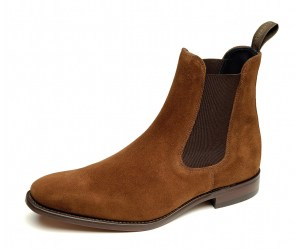 Mens Chelsea Boot by Loake