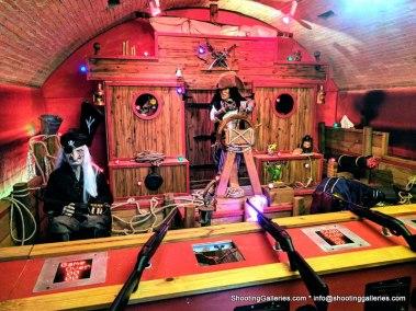 Pirates @ Fort Conde