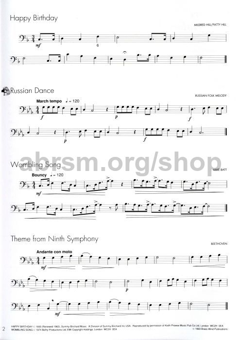 Various - Winners Galore (Trombone) (bass clef) (Book only) - bass cleff sheet music