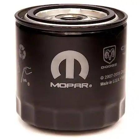 Mopar Original Equipment Oil Filter MO-090 Advance Auto Parts