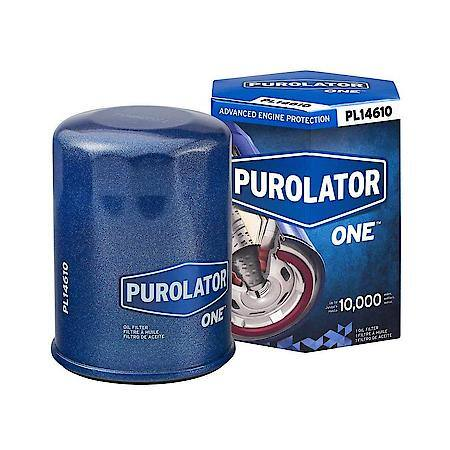 Purolator ONE Engine Oil Filter PL14610 Advance Auto Parts