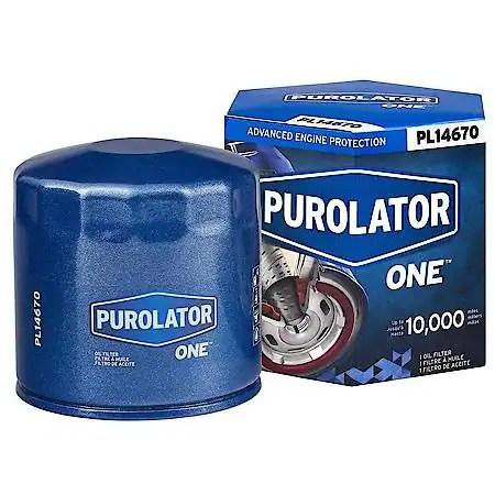 Purolator ONE Engine Oil Filter PL14670 Advance Auto Parts