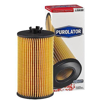 Purolator Engine Oil Filter L15839 Advance Auto Parts