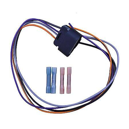 CARQUEST Fuel Pump Wiring Harness WH3009 Advance Auto Parts