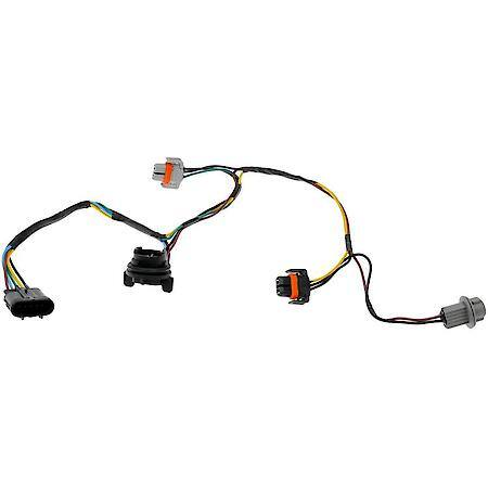 Dorman - TECHoice Headlight Socket And Connector Wire Harness