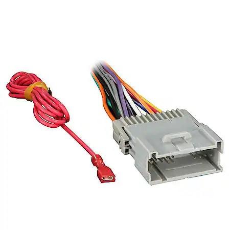 Metra Electronics Harness Adapter (Into Car) GM 98-08 CF-WHGM3