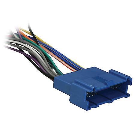 Metra Electronics Harness Adapter (Into Car) GM 94-05 CF-WHGM4