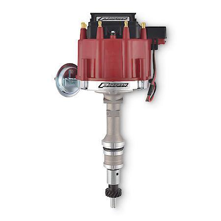 Proform Ford 221-289-302 Hei Distributor Built In Coil, Red Cap