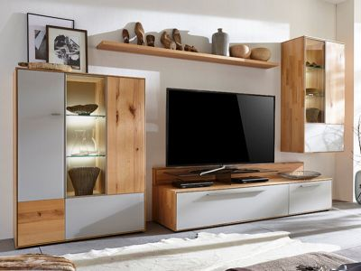 Wöstmann Calleo Multifunktions Highboard Sideboard In Drei - Wöstmann Couchtisch