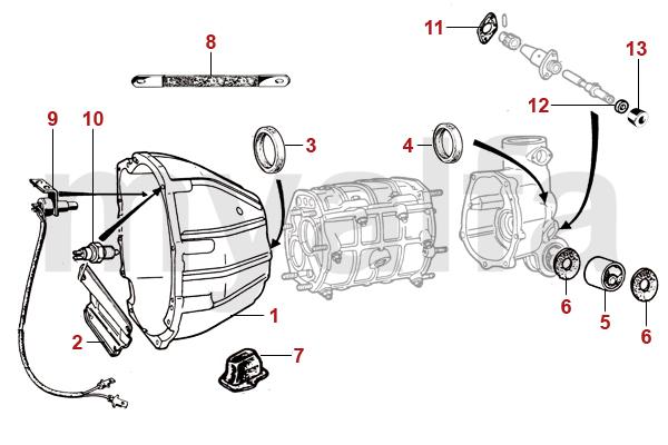 Alfa Romeo Brakes Diagram Wiring Diagrams