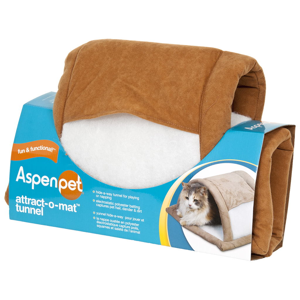 Tunnel Pour Animaux Attract O Mat Tunnel Cat Anipet Animal Supplies