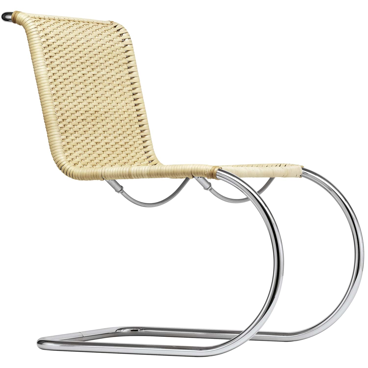 Mies Van Der Rohe Cantilever Chair S 533 Bauhaus Movement Design Shop