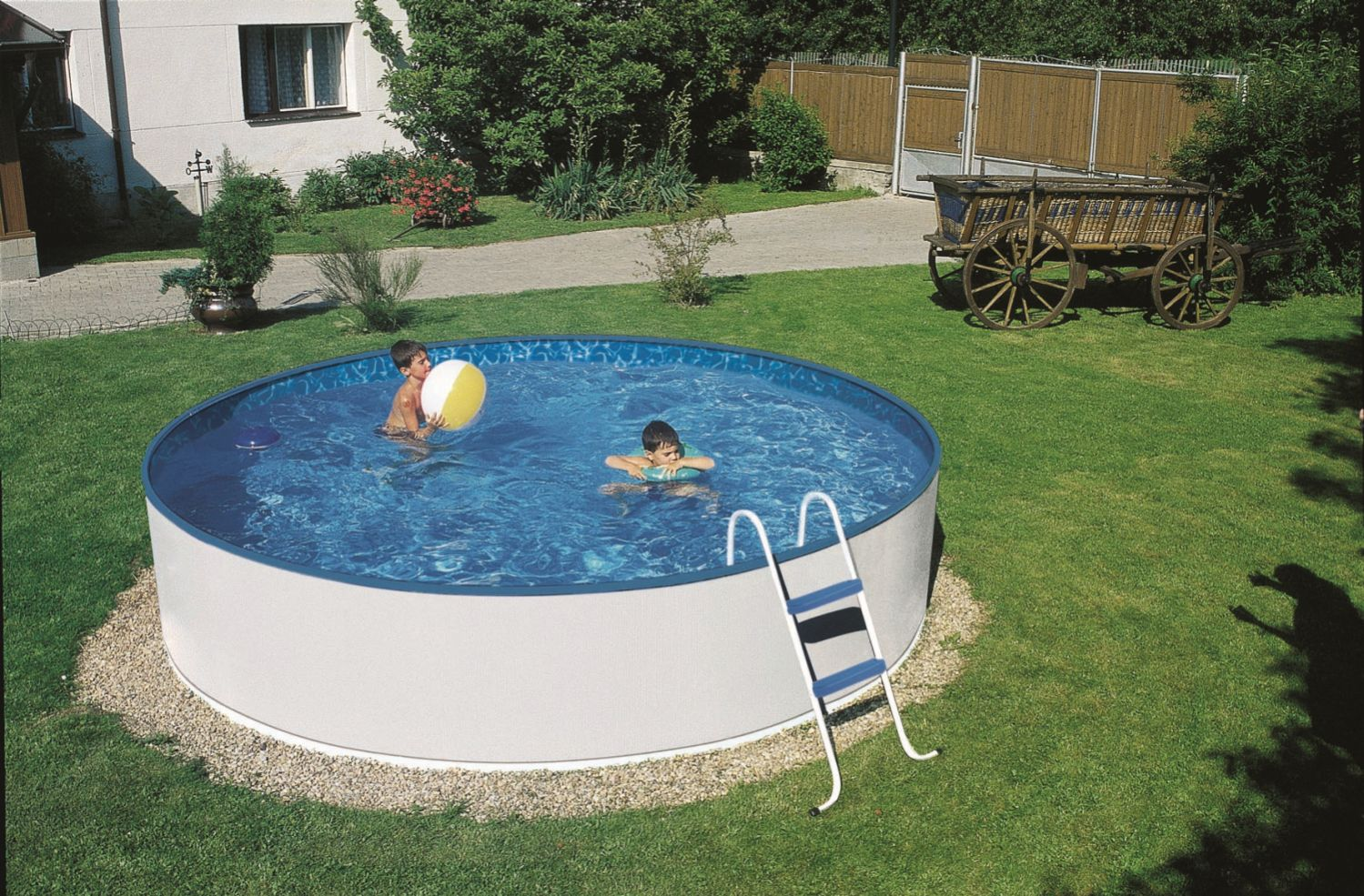 Pool Thermometer Rund Baumarkt Göllnitz Online Shop Mypool Splash Pool Weiß Ø