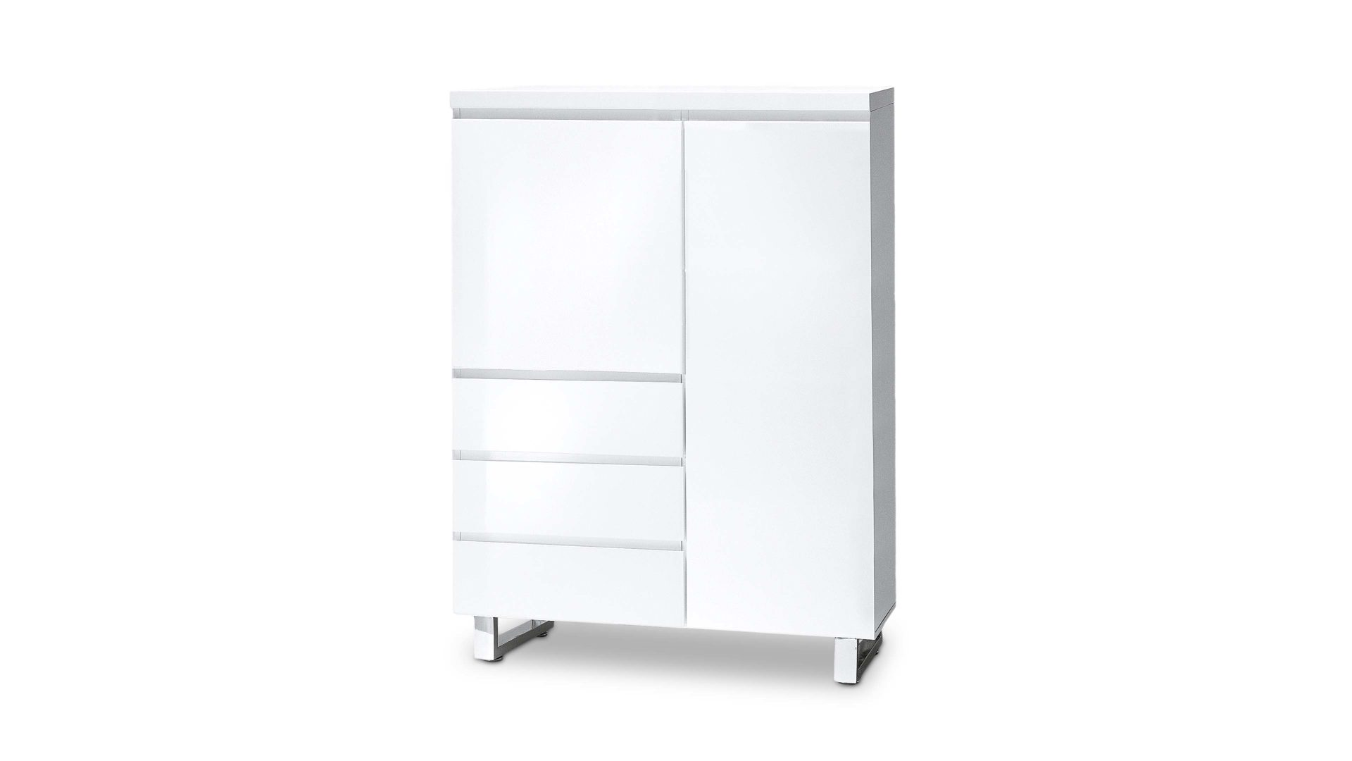 Tv Highboard Weiß Hifi Kommode Simple Vidaxl Sideboard Altholz Massiv