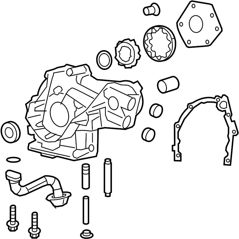 bmw e65 Motor diagram
