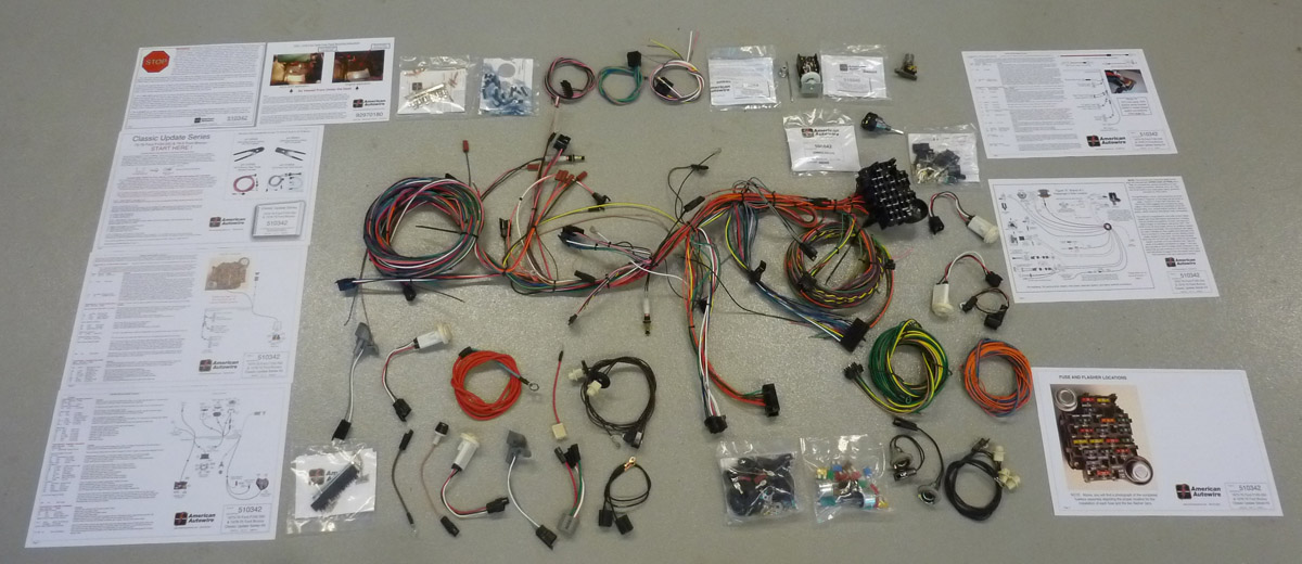 1978 Ford Truck Wiring Harness - Wiring Diagrams