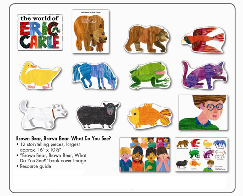 Brown Bear Party The Eric Carle Museum of Picture Book Art