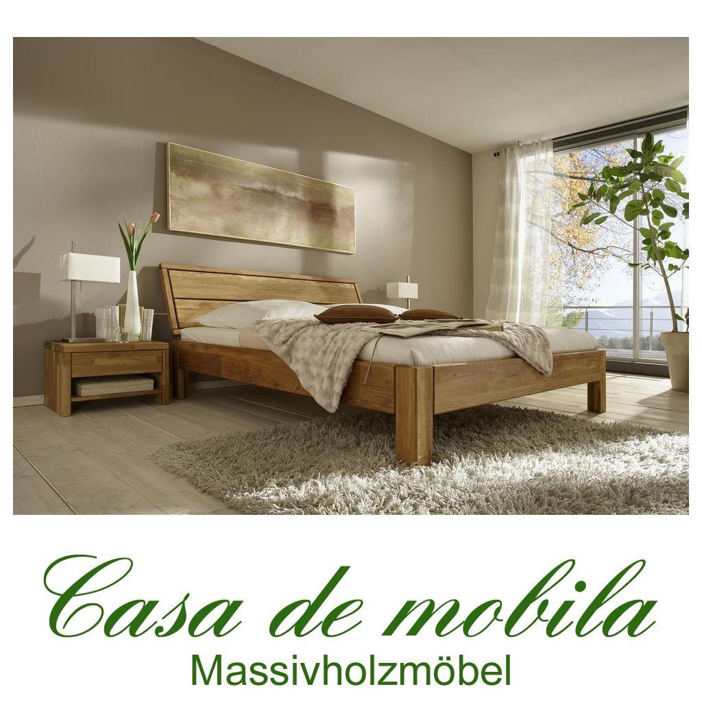 massivholz bett 180x200 easy sleep eiche massiv geolt 9418