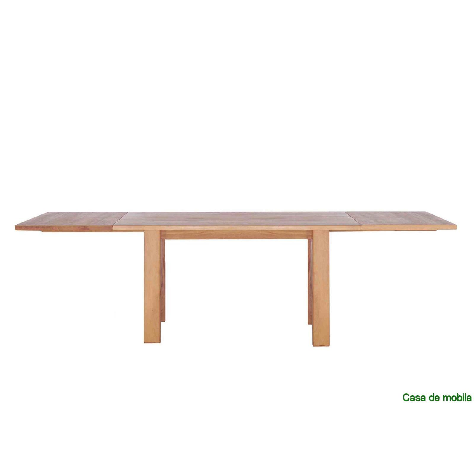 Cor Esstische Solid Wood Dining Table 200x95 Cm Table Core Beech Solid