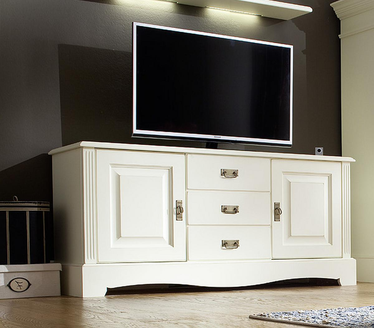Landhausstil Sideboard Weiß Tv Board Wei Landhaus Top Cheap Interesting Wei Landhaus