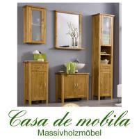 Massivholz Badmbel Kiefer massiv Set Badezimmer komplett ...