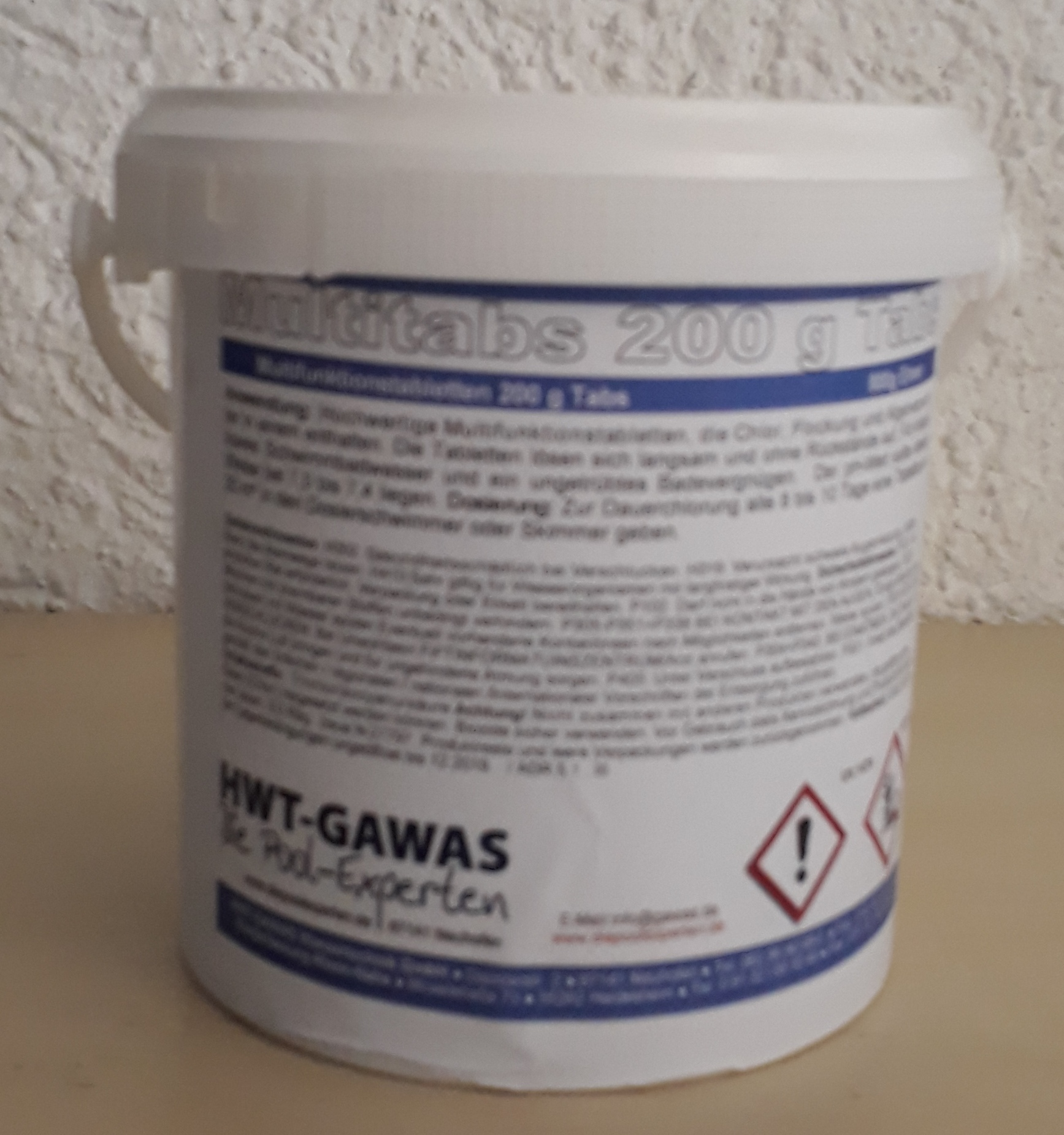 Pool Best Multitabs Gawas Multitabs 200 G Tabs